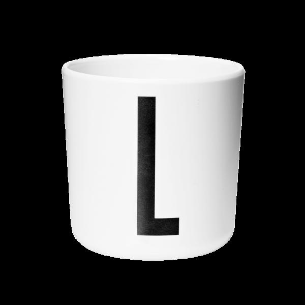 Unike Kule kopper i melamin til barn fra Design Letters - Voma EJ-04